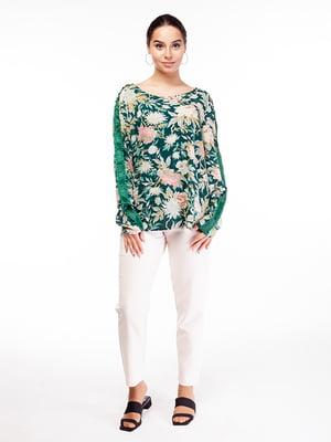 Блуза зелена | 5314984