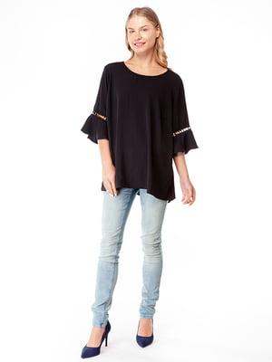Блуза черная | 5315008
