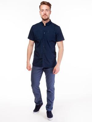 Сорочка синя | 5315015