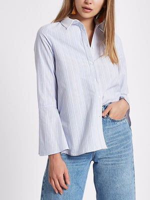 Сорочка блакитна | 5315203