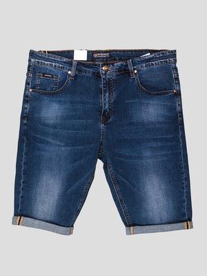 Шорты джинсовые синие | 5311809