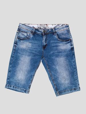 Шорти джинсові сині | 5311810