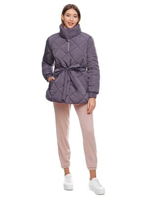 Куртка сіра | 5315529