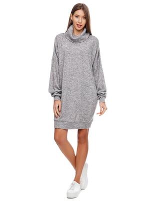 Платье серое | 5315542