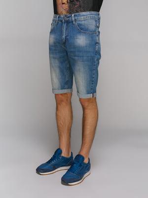 Шорти джинсові сині | 5311807