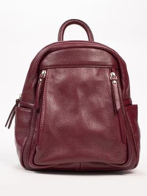 Рюкзак цвета марсала | 5312779