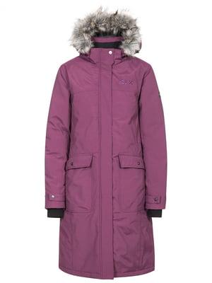 Куртка фіолетова | 3915741