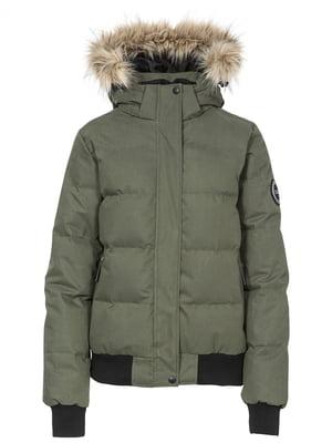 Куртка кольору хакі | 4067895