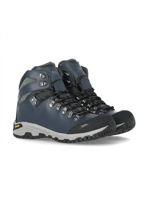Ботинки синие   5315583