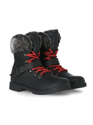 Ботинки черные   5315591