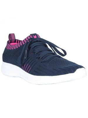Кроссовки синие | 5315593
