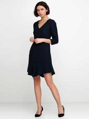 Сукня темно-синього кольору | 5316253