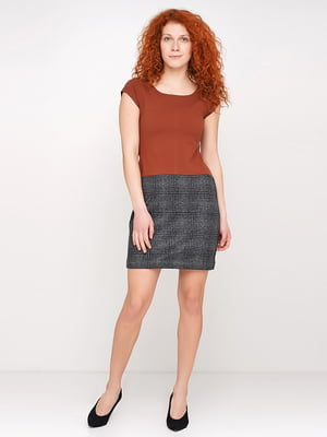Сукня коричнева | 5316254