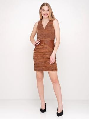 Сукня коричнева | 5316256