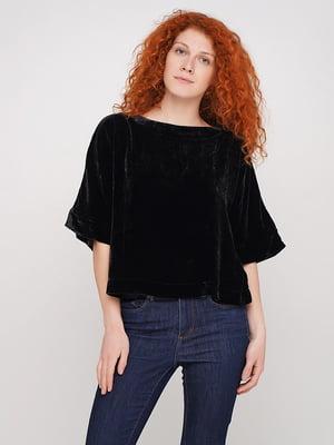 Блуза черная | 5316265