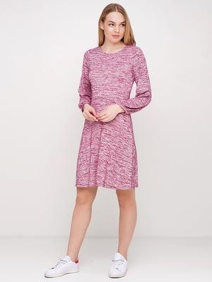 Платье бордовое | 5316271