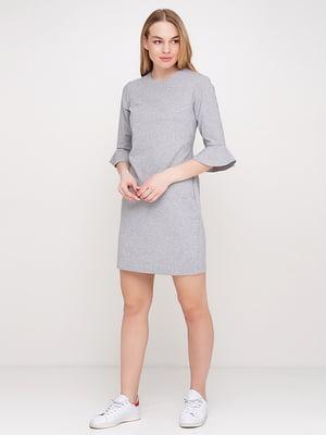 Сукня світло-сірого кольору | 5316274