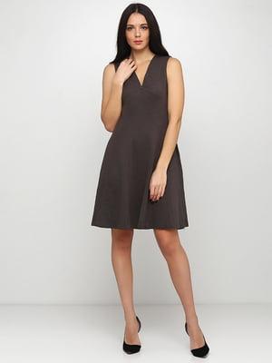 Платье серое | 5316284