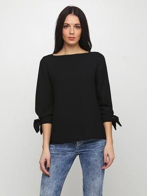 Блуза черная | 5316309