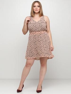 Сукня блідо-рожева | 5316310