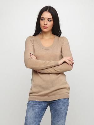 Джемпер светло-коричневого цвета | 5316321