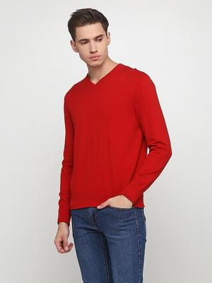 Джемпер красный   5316324