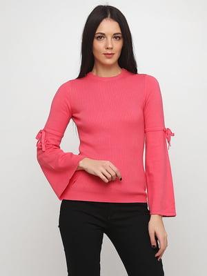 Блуза коралова | 5316325