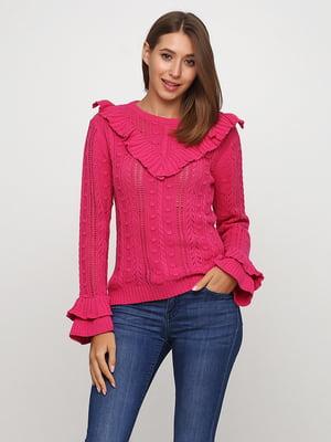 Джемпер рожевий | 5316329