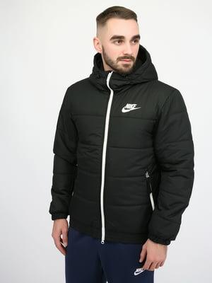 Куртка утеплена чорна | 5316462