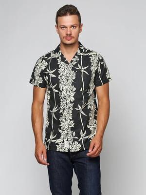 Рубашка черная   5316489