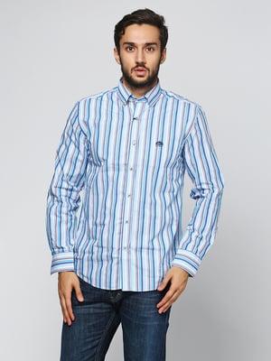 Рубашка голубая | 5316515