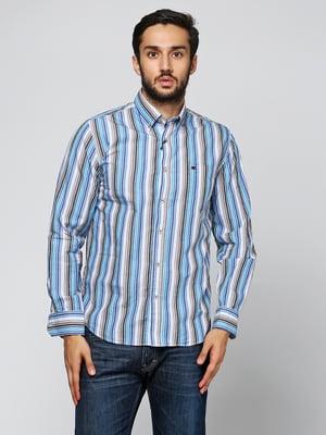 Рубашка голубая | 5316517