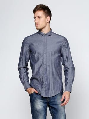 Рубашка серая | 5316533