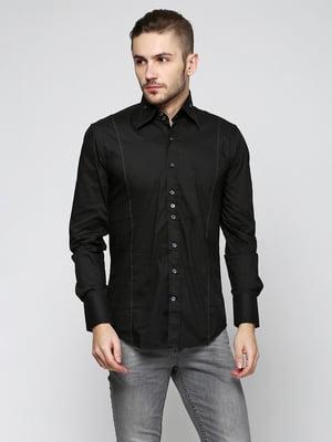 Рубашка черная | 5316534
