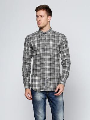 Рубашка серая | 5316537