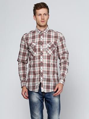 Рубашка бежевая | 5316539