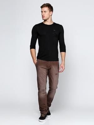 Брюки коричневые | 5316545