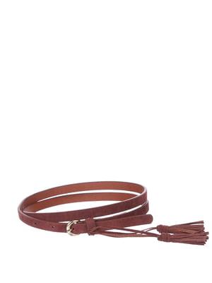 Ремень коричневый | 5316578
