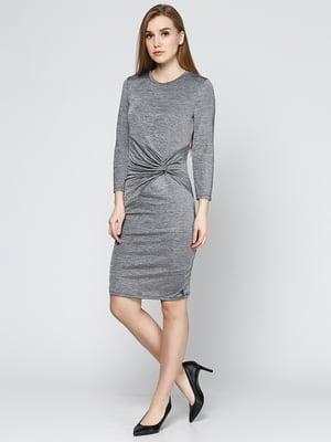 Платье серое | 5316581