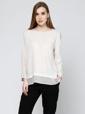 Блуза светло-бежевая | 5316587