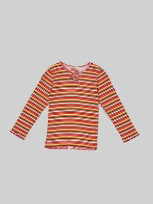 Джемпер оранжево-желтый | 5306982
