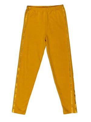 Легінси жовті | 5315251