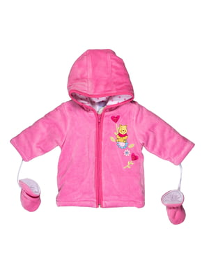 Куртка розовая | 5315267