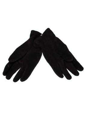 Перчатки черные | 5306445