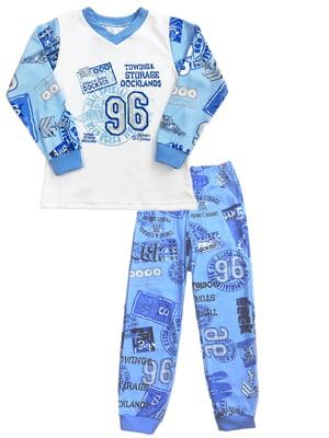 Піжама: джемпер і штани | 5316611