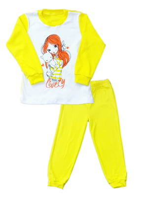 Пижама: джемпер и брюки | 5316625