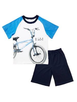 Комплект: футболка и шорты | 5316626