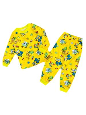 Піжама: джемпер і штани | 5316659