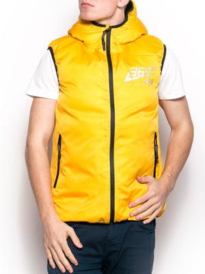 Жилет жовтий   5311871