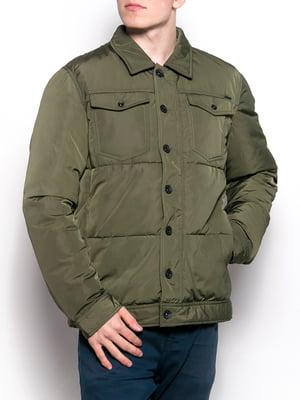 Куртка зелена   5311894